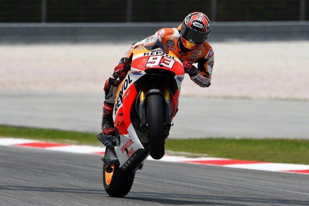 איש לא ציפה שמארק מרקז יוביל את טבלת אליפות ה-MotoGP, רגע לפני נקודת אמצע העונה