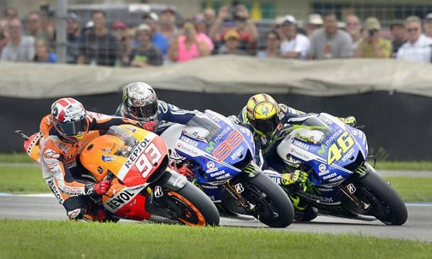 רוכבי המפעל הם המתחרים העיקריים ב-MotoGP והשאר הם רק תפאורת רקע?